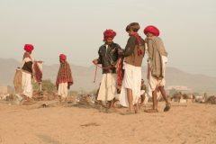Rajasthani men