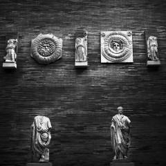 Museo archeologico de arte romana, Merida,Spain