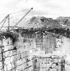 Quarry, Olivencas, Spain