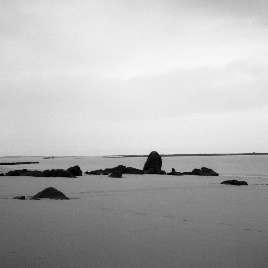 Rocks, Bretagne, France, seascape
