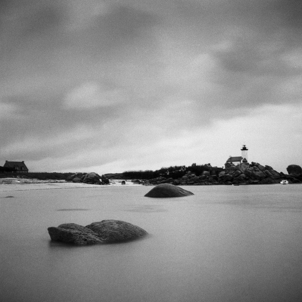Meneham, Bretagne, France