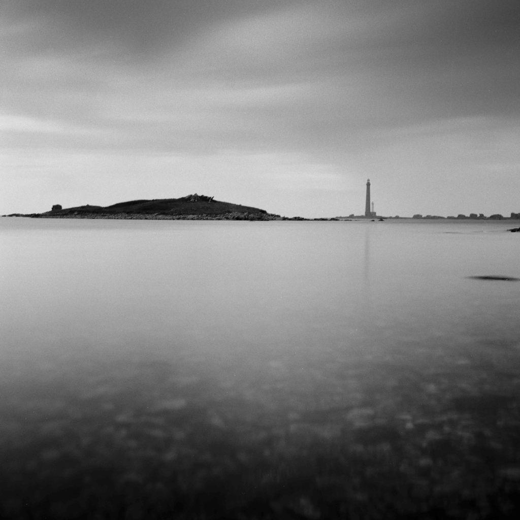 Lighthouse,L'Ile de Vierge, Bretagne, France
