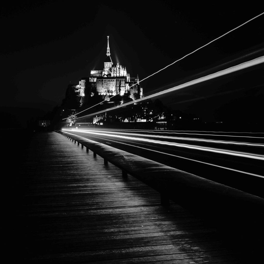 Mont Saint Michel,France