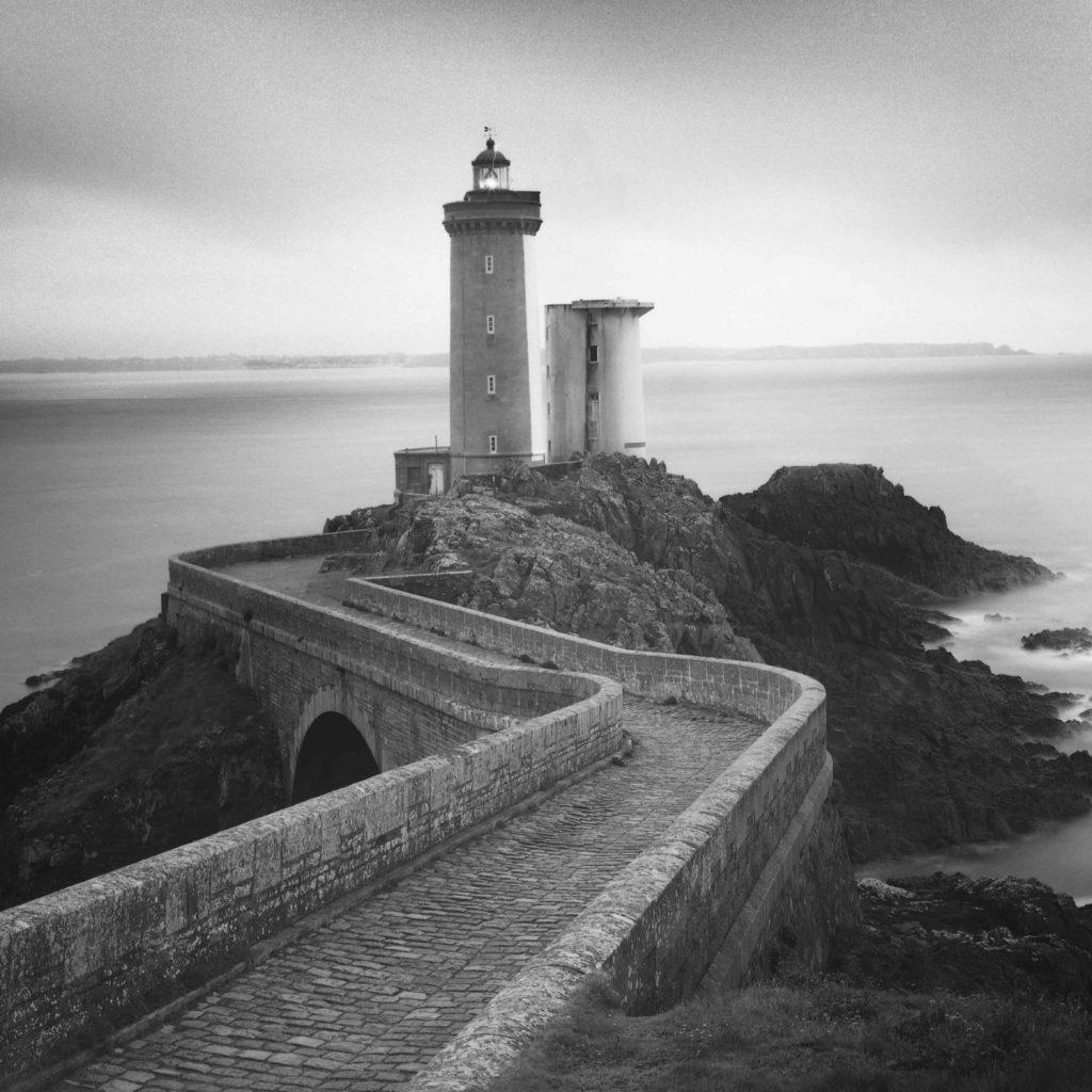 Lighthouse, Le Petit Minou, Brest, Bretagne,France