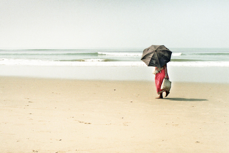 Pilgrims, Gokarna, Karnataka,India, Incredible india, analog photography, shooting film, fine art photography, fine art, project, India, travel photography