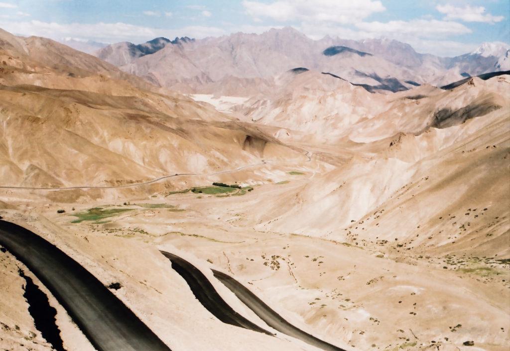 Riding to Ladakh