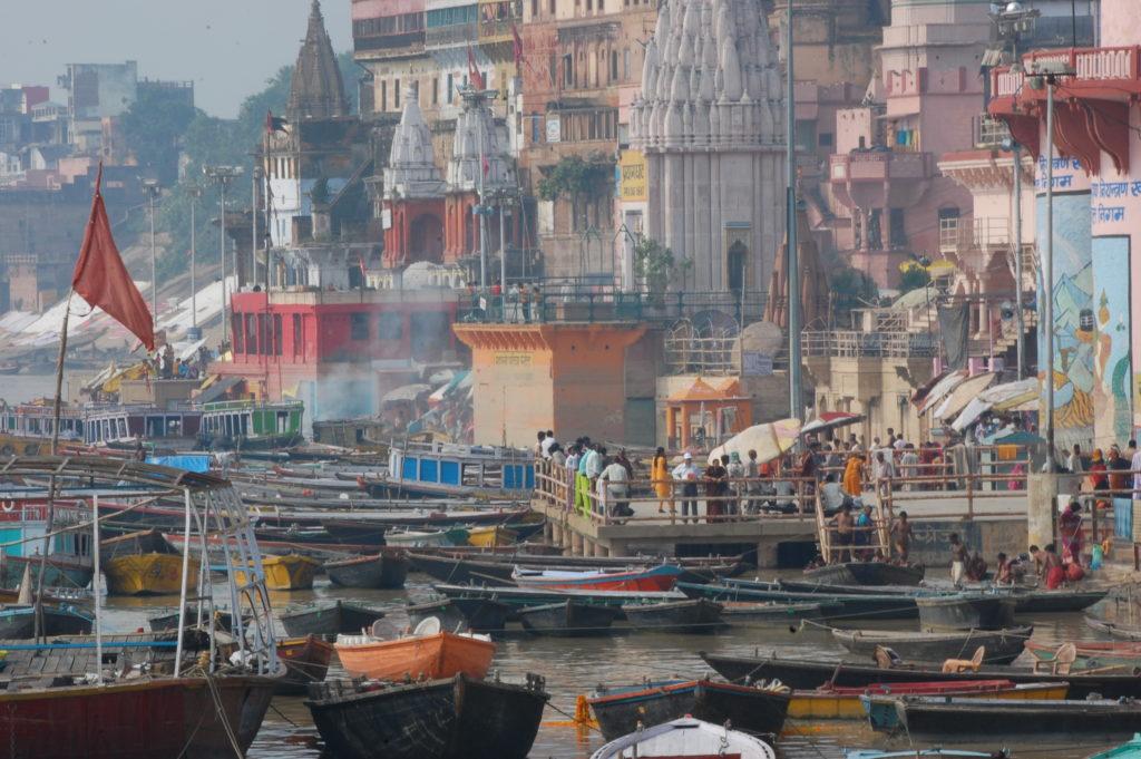Varanasi, India, Workshop, incredible India
