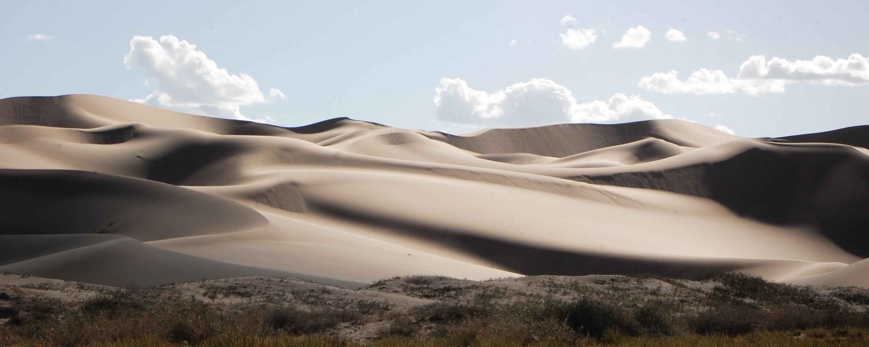 Dunes,Mongolia
