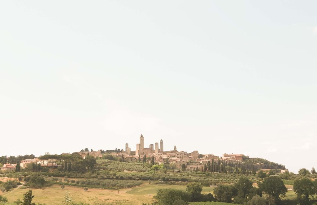 Photograph Tuscany