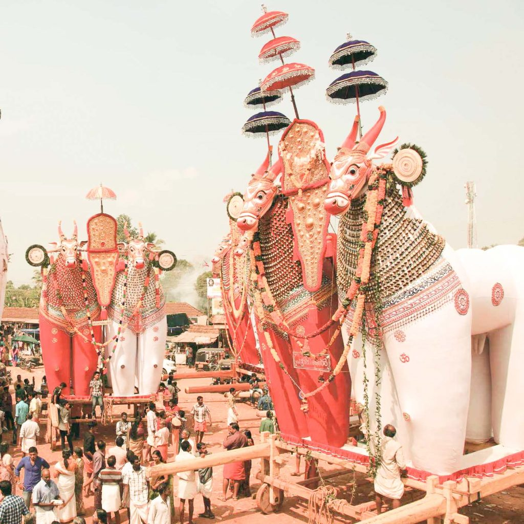 Festivals photography in India