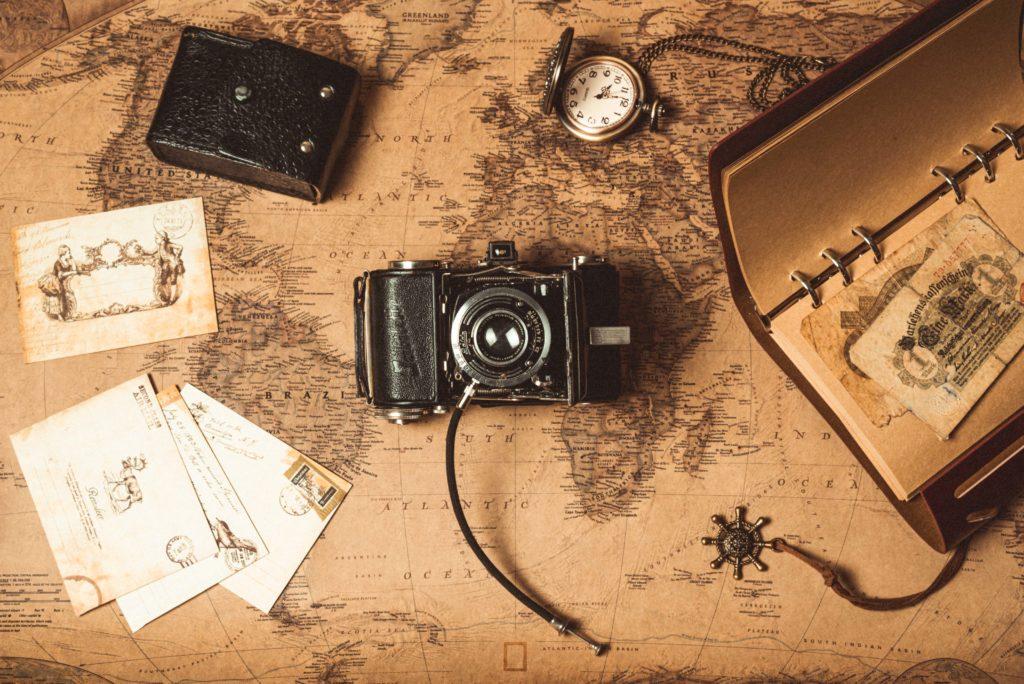 travel photography budget