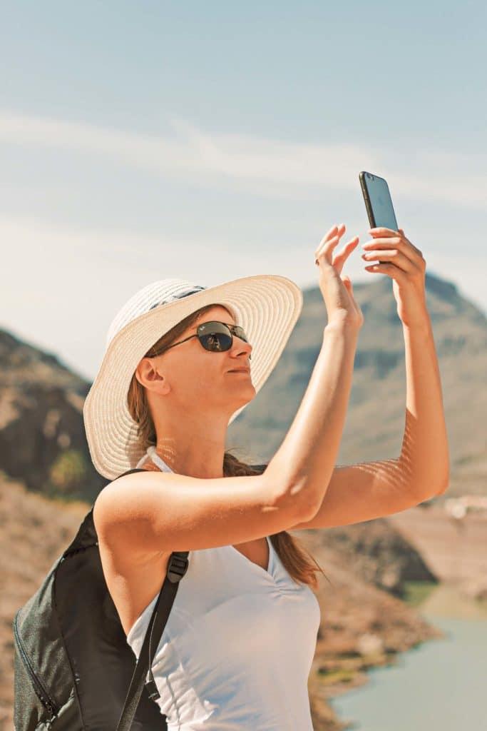 smartphone travel photography