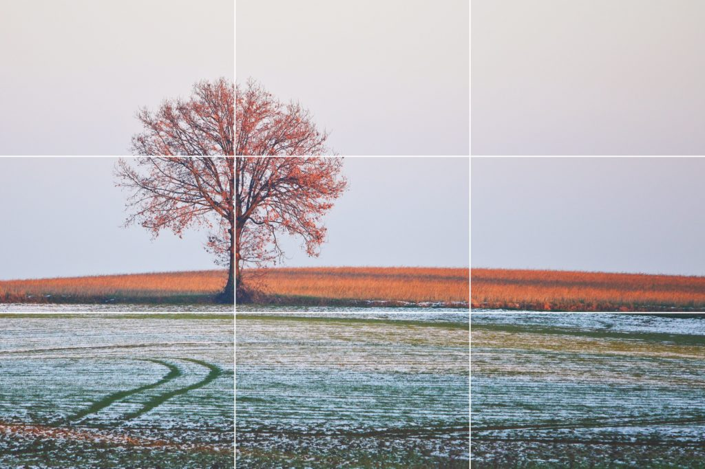 Composition travel photography