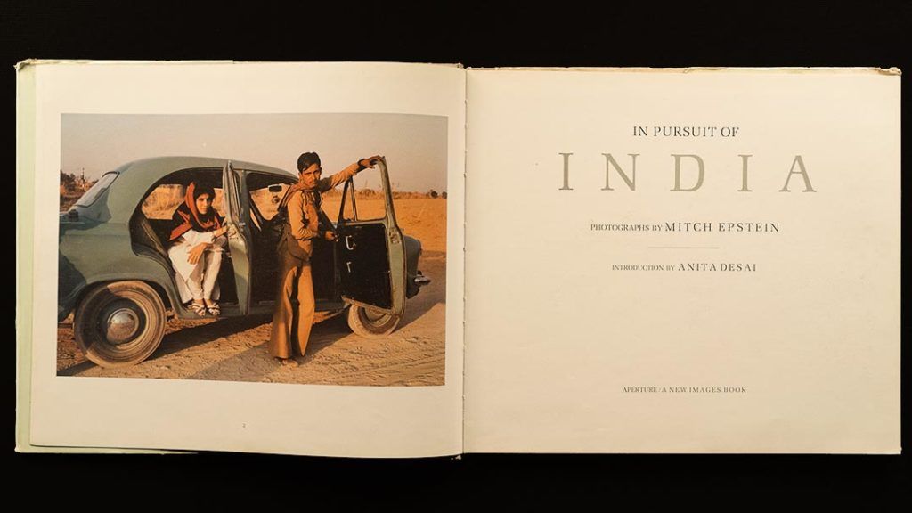 Photography Book on India